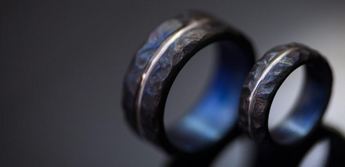 кольца из титана-2
